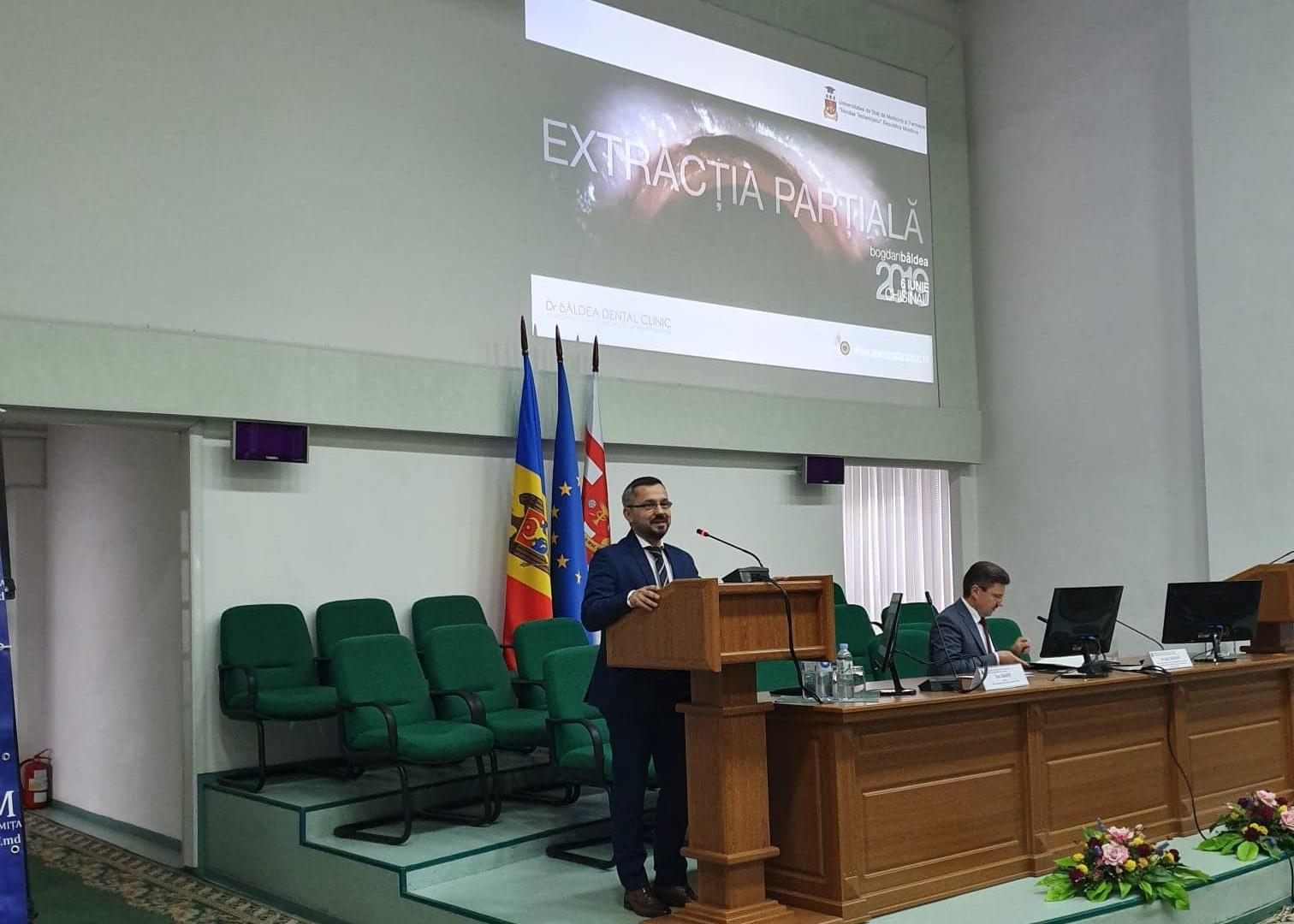 Congrese și conferințe naționale și internaționale