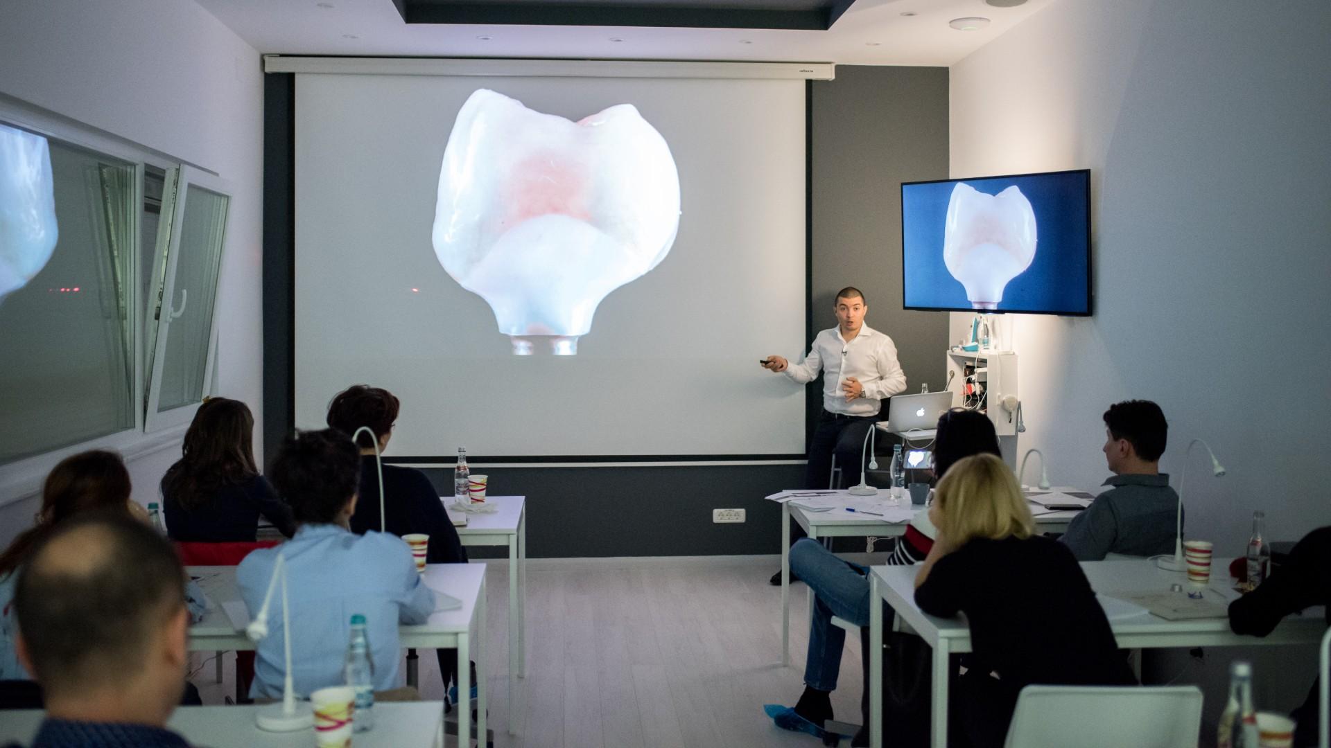 Curs Modular de Protetica pe Implanturi