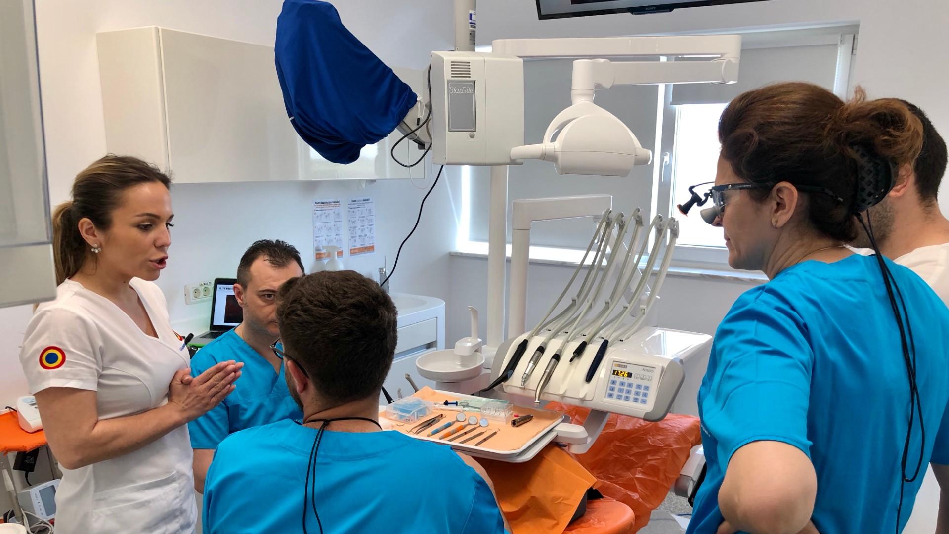 Curs Modular de Preparatii Dentare